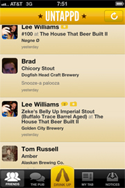 Image of Untappd