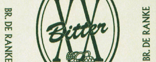 De Ranke XX Bitter cover