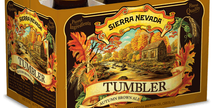 Sierra Nevada Tumbler Autumn Brown Ale cover