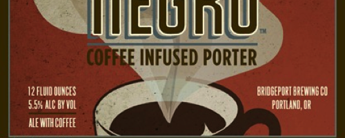 BridgePort Cafe Negro Coffee Infused Porter cover