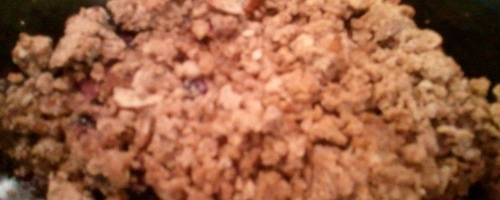Coconut Porter, Coconut Flour, Fruit Crisp cover