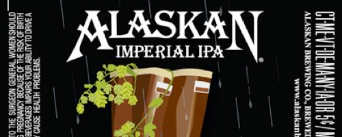 Alaskan Imperial IPA cover