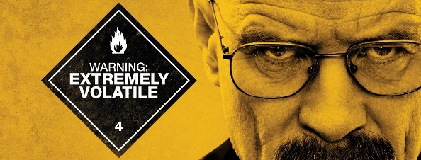 The Breaking Bad Drinking Game cover