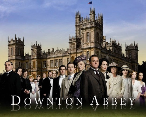 The Downton Abbey drinking game cover