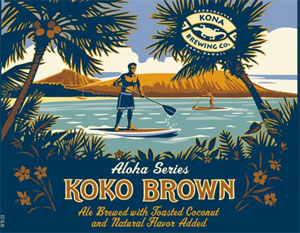 Kona Brewing Koko Brown cover