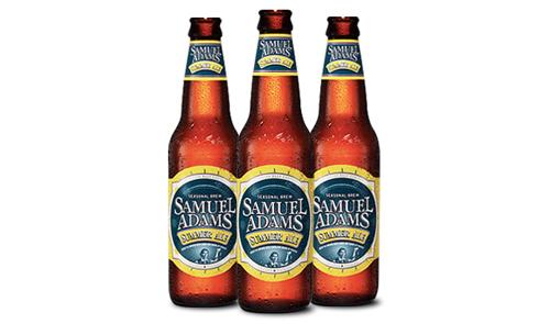 Samuel Adams Summer Ale 2012 cover
