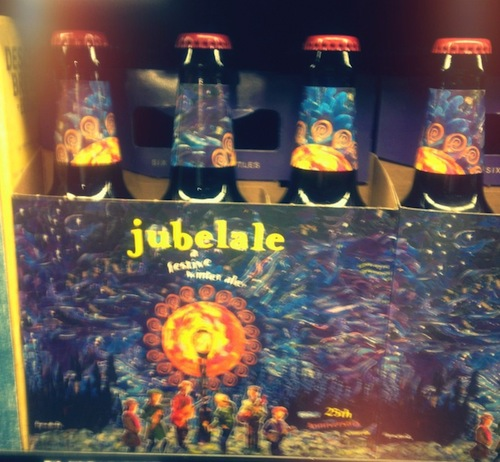 Deschutes Jubelale 2012 cover