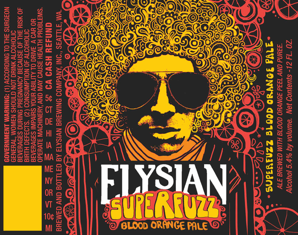 Elysian Superfuzz Blood Orange cover
