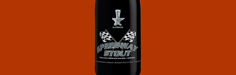 AleSmith Brewing Company Speedway Stout cover