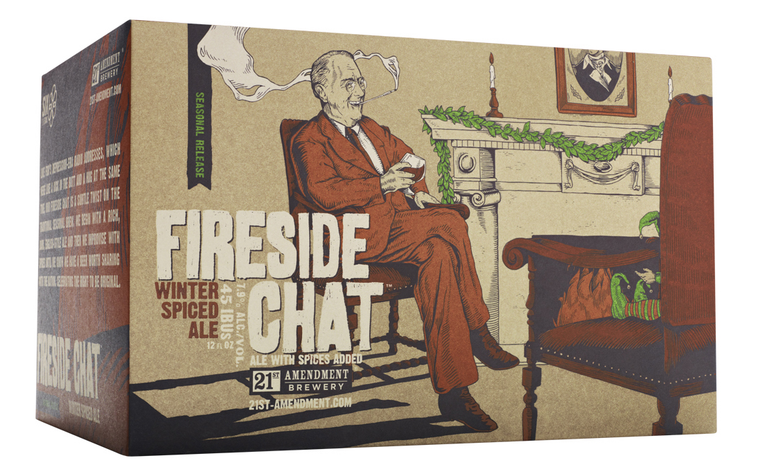 21st Amendment Fireside Chat cover