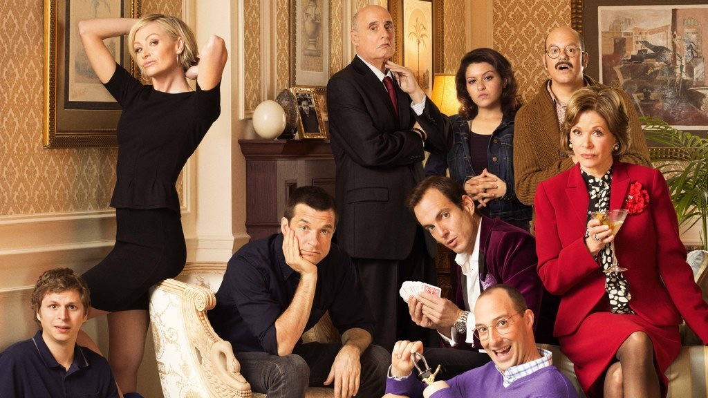 The Arrested Development drinking game cover