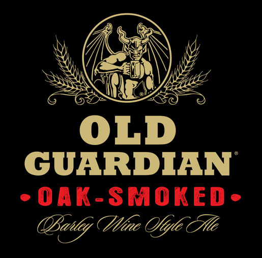 Stone Old Guardian Oak-Smoked Barley Wine 2013 cover