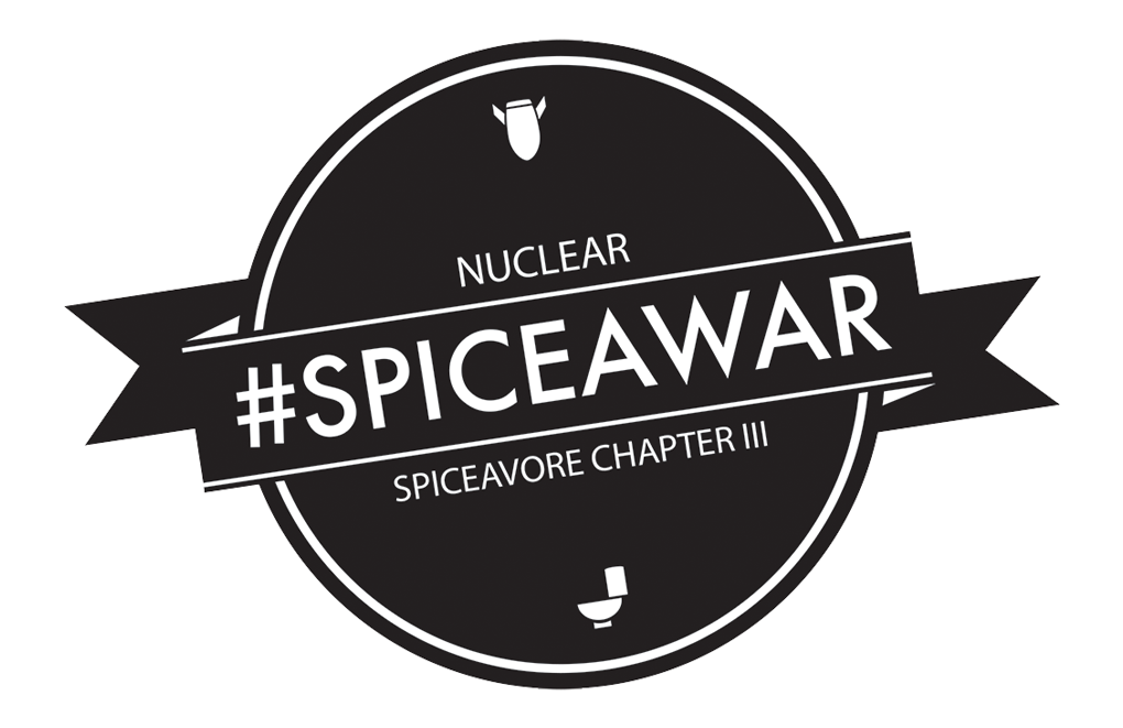 Introducing Nuclear #Spiceawar's Five Rounds of Horribleness cover